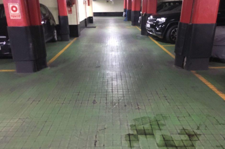 Pavimentos aparcamientos pavimentos pavipor - Morteros autonivelantes precios ...