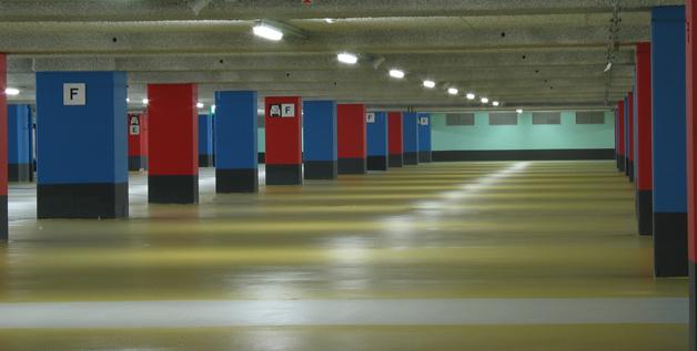 Pavimentos acr licos pavimentos pavipor for Garage des fontaines