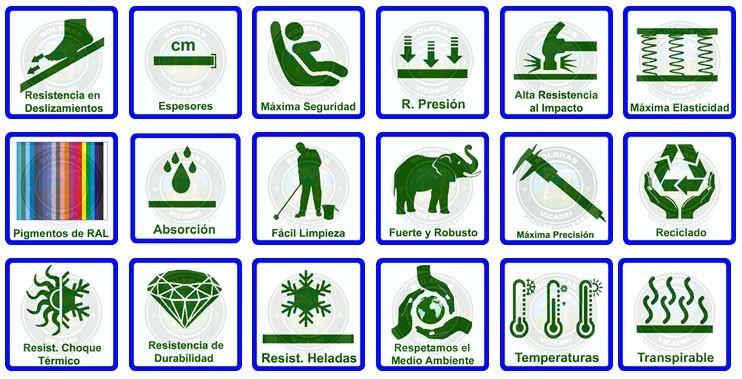 Características pavimentos drenantes ecológicos