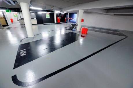 Pintura garajes 1 pavimentos pavipor - Pinturas para garajes ...