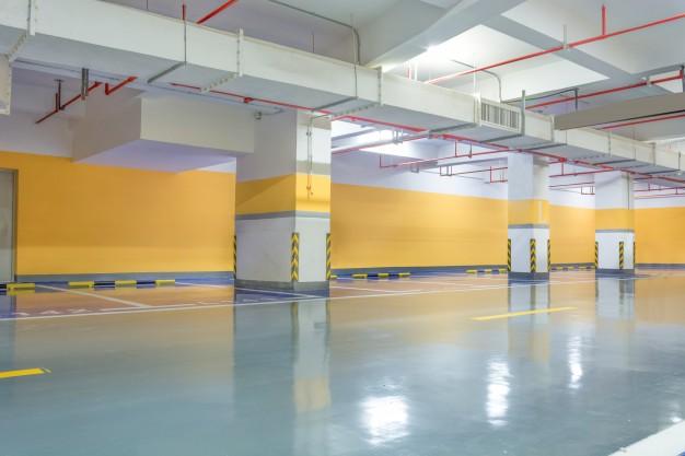 Pintura garajes 3 pavimentos pavipor - Pinturas para garajes ...