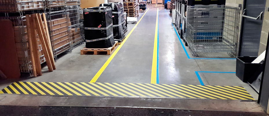 Se alizaci n de pavimentos industriales 7 pavimentos for Pavimentos industriales
