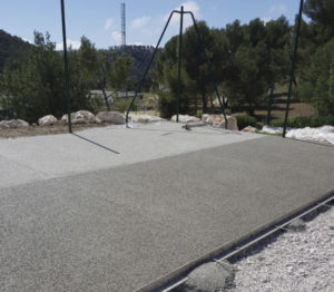 Construcción pavimento Dry-Quick 3