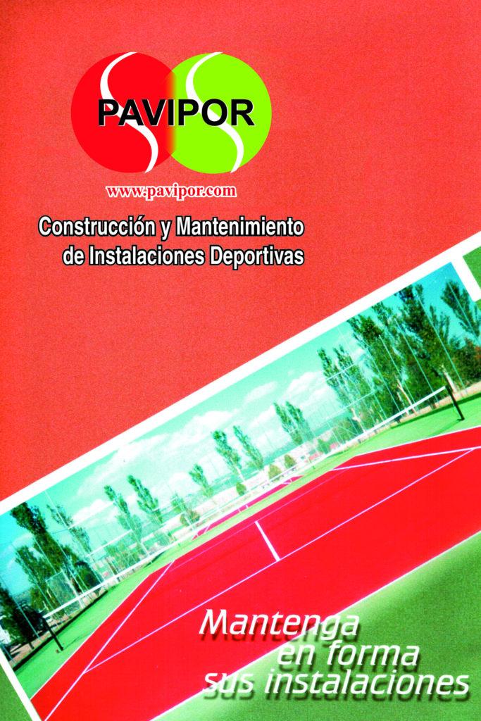 Pavipor, construcción y mantenimiento de instalaciones deportivas