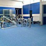 Salas fitness y gimnasios