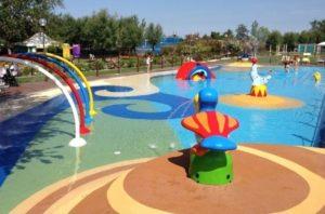 Terreno para parque acuático
